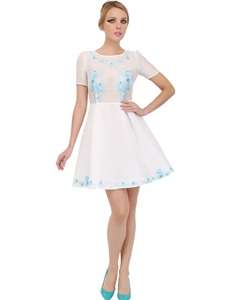DRESSES - VIVETTA -  LUISAVIAROMA.COM - WOMEN'S CLOTHING - SPRING SUMMER 2014
