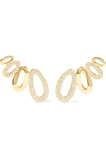 Ippolita earrings gold jewels