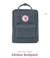 bag,style,backpack,love,fjallraven kanken,grey,purple,style scrapbook,school bag,back to school,tumblr,tumblr girl,tumblr style,where did u get that