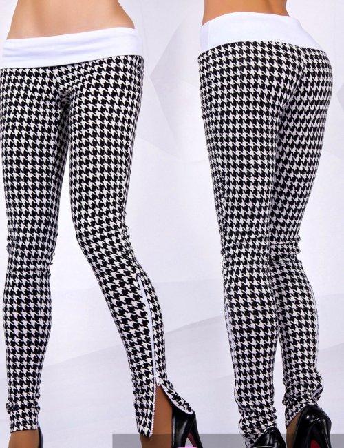 Super Pants with Zipper