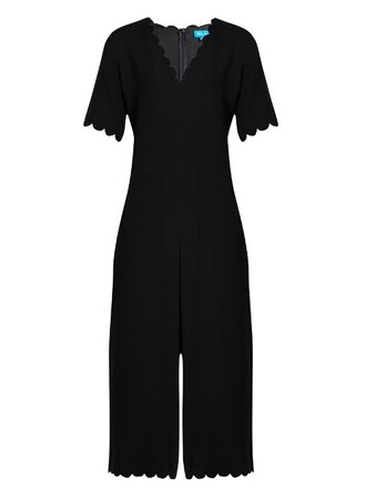 jumpsuit cropped jumpsuit cropped navy