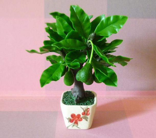 Home Accessory Mini Tree Miniature Home Decor Home Decor Table