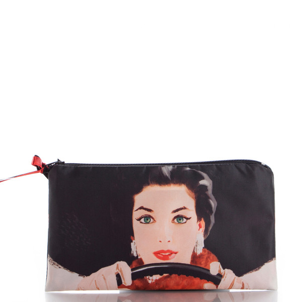 bag women driving classic ziziztime cosmetic bag cosmetic case