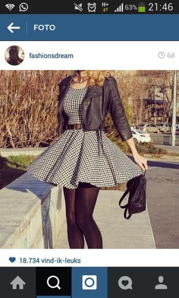 dress black dress white dress black and white dress short dress casual dress