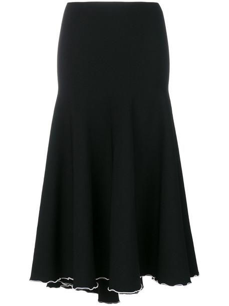 skirt women black