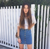 blouse,negin_mirsalehi #t-shirt#white#lace,neginmirsalehi,negin mirsalehi levi's,blogger,skirt