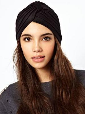 Black Turban Hat | Choies