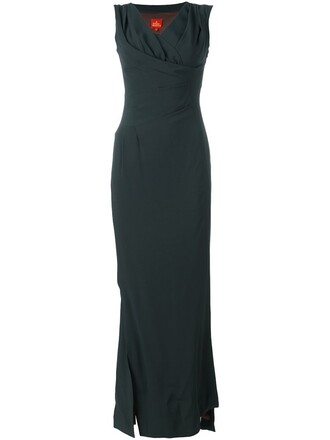 dress sleeveless dress sleeveless draped grey