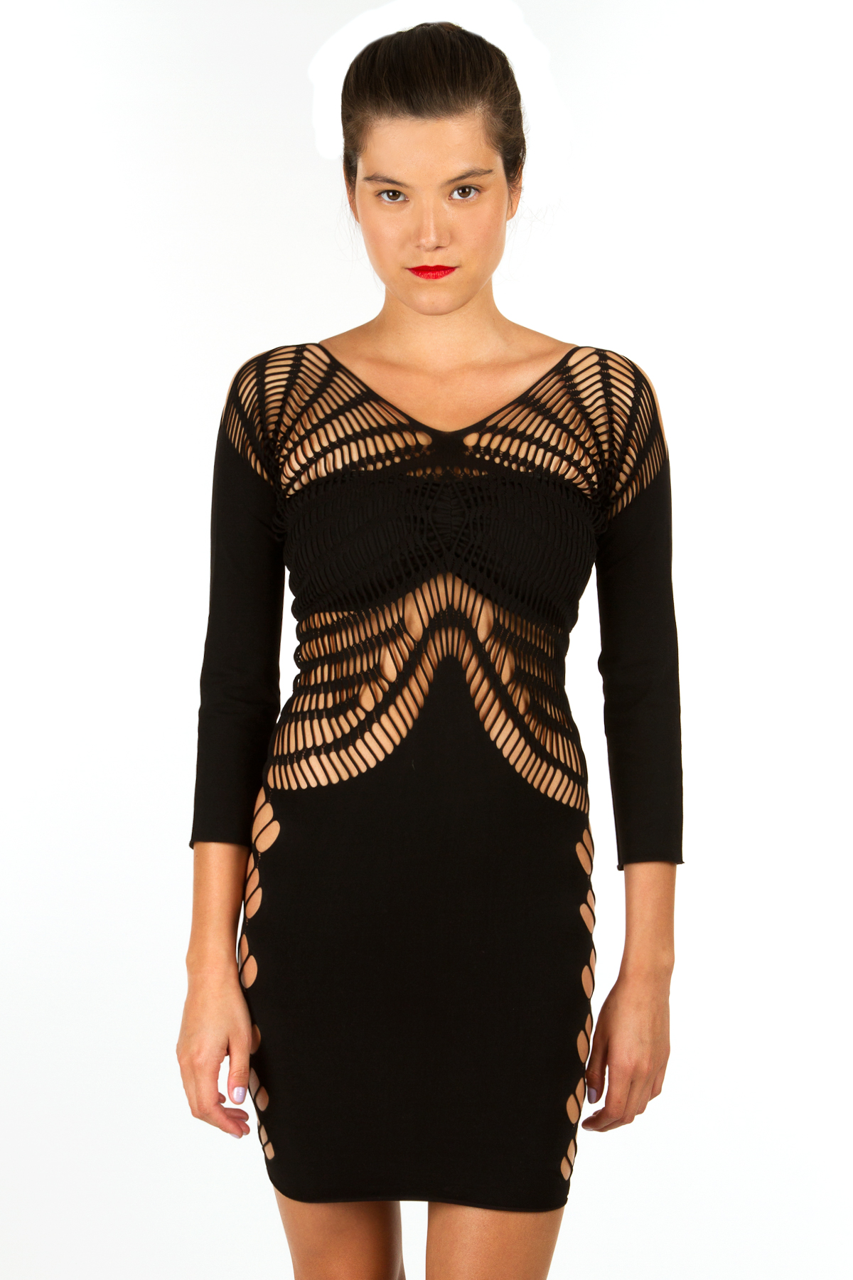 MARK FAST FASTER CLASSIC DRESS - AW11FASTER11 - WOMEN - DRESSES - MARK FAST FASTER