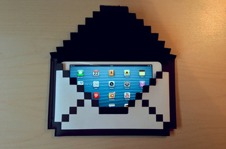 bag ipad case phone cover 8bit dope wishlist cover for ipad 2 home accessory message geek office supplies