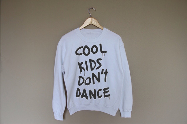 Cool Kids Don't Dance – Wild Daisy