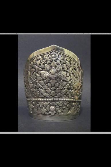 jewels bracelets silver jewelry Arm Cuff upper arm cuff antique bracelet thai jewels cuffed bracelets