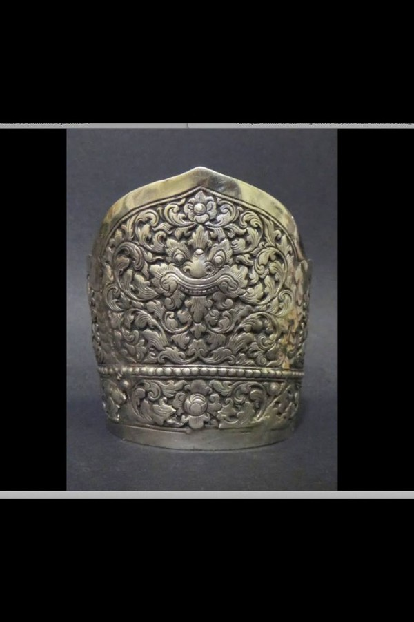 jewels Arm Cuff thai jewels bracelets silver jewelry cuff bracelet