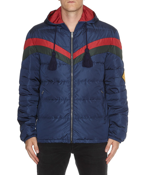 Gucci Padded Jacket in green