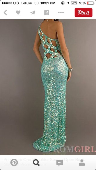 dress blue dress blue prom dress prom dress prom sparkle pretty backless dress backless prom dress
