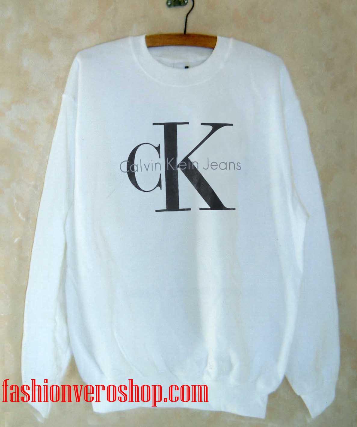 CK calvin klein Sweatshirt