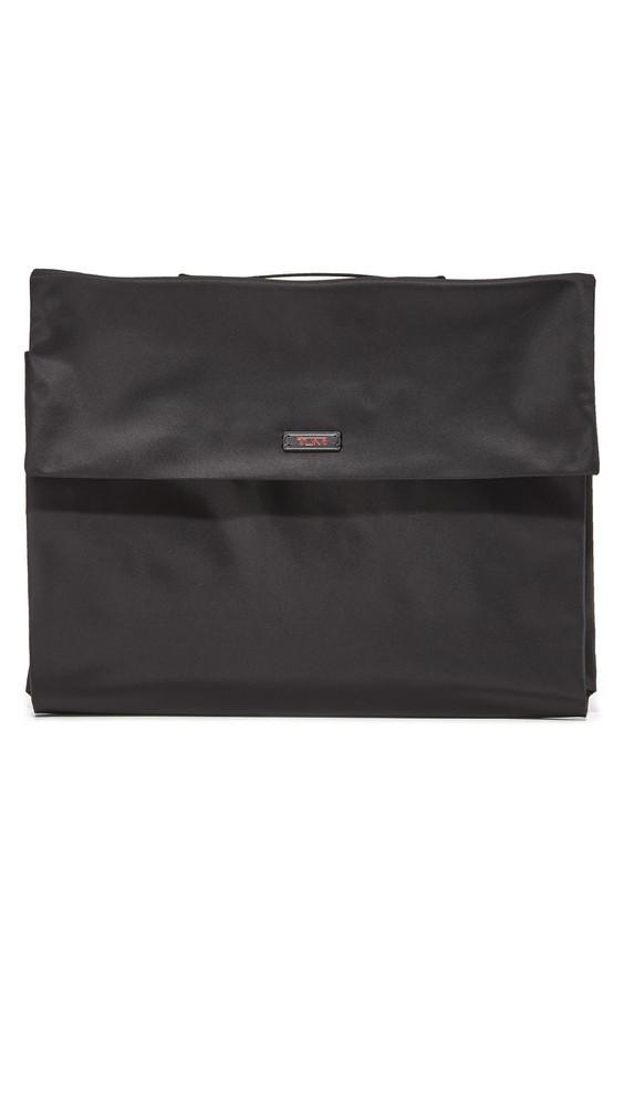 Tumi Medium Flat Folding Pack in black