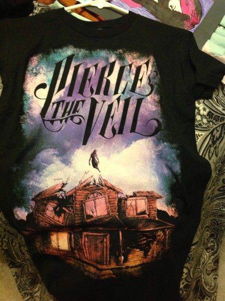 shirt peirce the veil