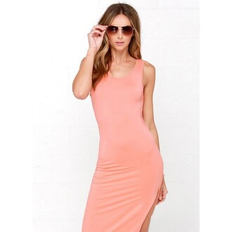 dress maxi dress long dress summer dress beach dress trendy pink sundress sex and the city outwear fashion blogger tumblr one piece pinterest instagram beautiful backless