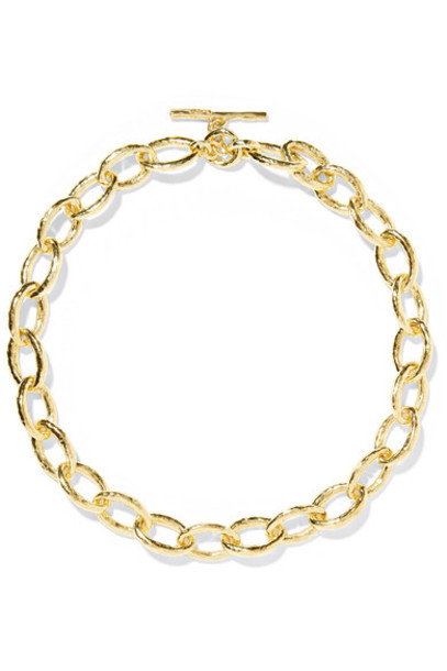 Ippolita necklace gold necklace gold jewels