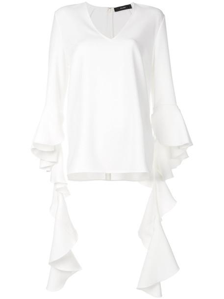 ellery blouse women white top