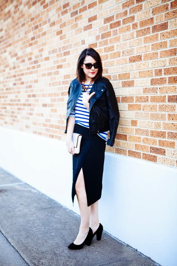 kendi everyday sweater skirt jacket shoes jewels bag