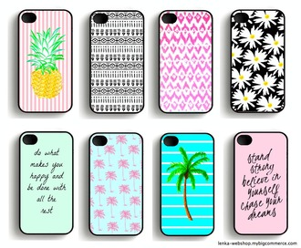 phone cover phone cellphone case iphone cover iphone case quote on it inspirational quote loe quotes scarf pineapple ikat print ikat pink palm tree print daisy daisy print girly so awesome samsung galaxy s4 tribal pattern black and white blue