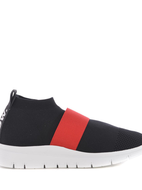 Joshua Sanders Slip-on Sneakers in nero