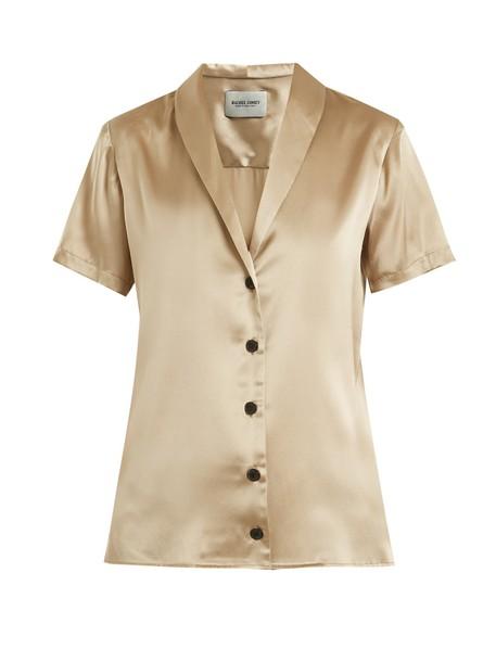 Rachel Comey blouse silk top