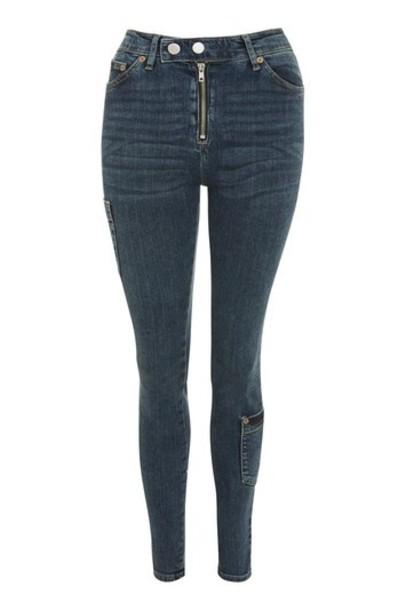 Topshop jeans denim vintage