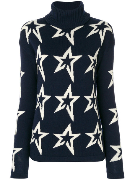 Perfect Moment sweater women blue