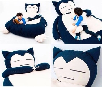 home accessory pokemon bedding cute kawaii japan bean bag