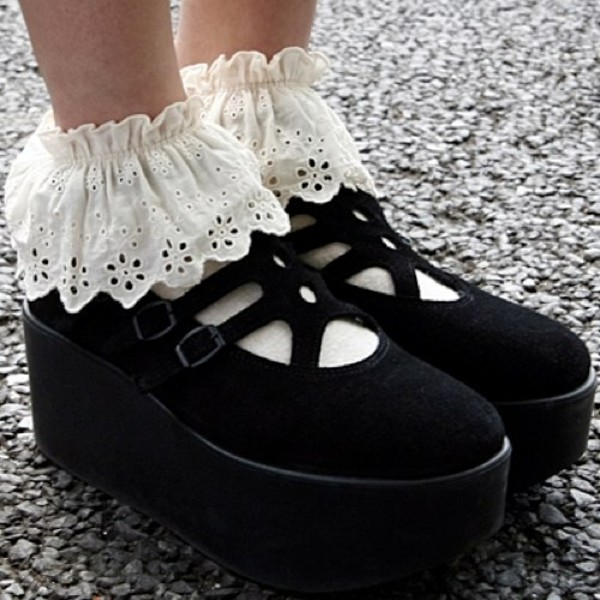 shoes flatforms