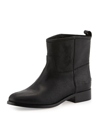 Jimmy Choo Harley Flat Ankle Boot