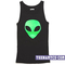 Green alien tank top - teenamycs