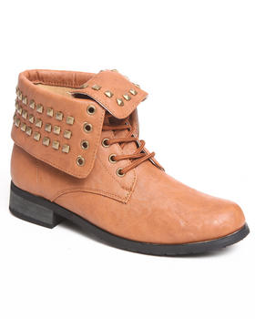 Buy Rox studded foldover ankle boot Women's Footwear from Fashion Lab. Find Fashion Lab fashions & more at DrJays.com