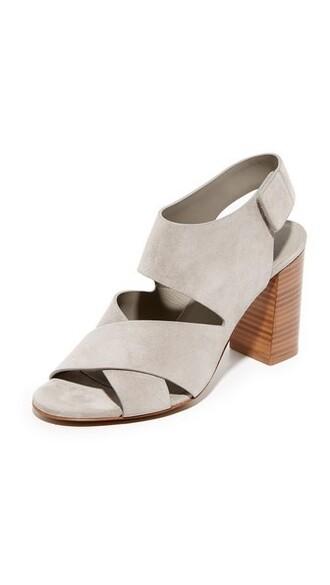 wood light sandals shoes