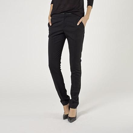 Pantalon IKKS l Marque de Vêtements Femme Hiver 14