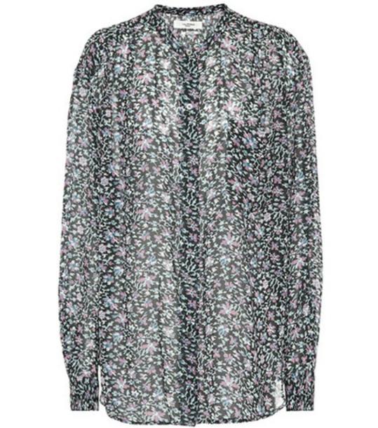 Isabel Marant, Étoile Jaws printed shirt