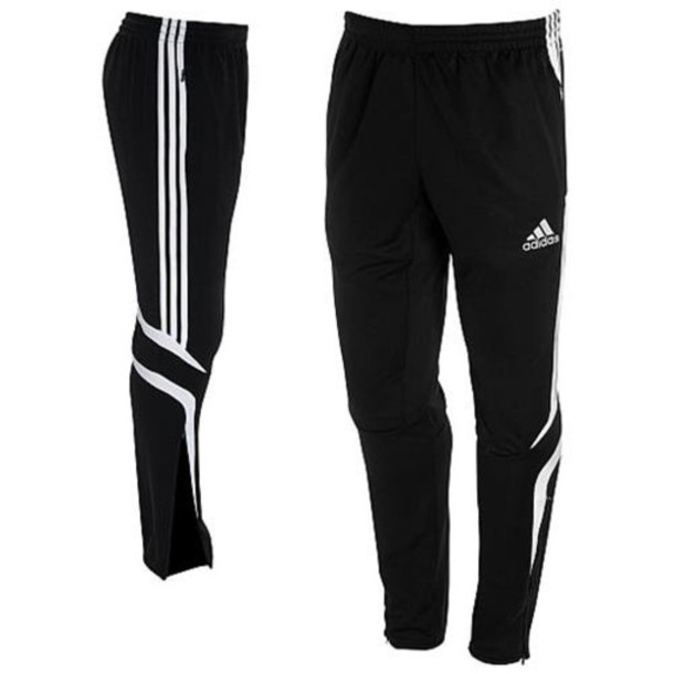 2c1d61cd pants adidas celebrity sportswear active athletic tiro warm up workout  workout soccer volleyball team athlete jeans