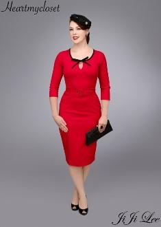 Bella Retro Dress