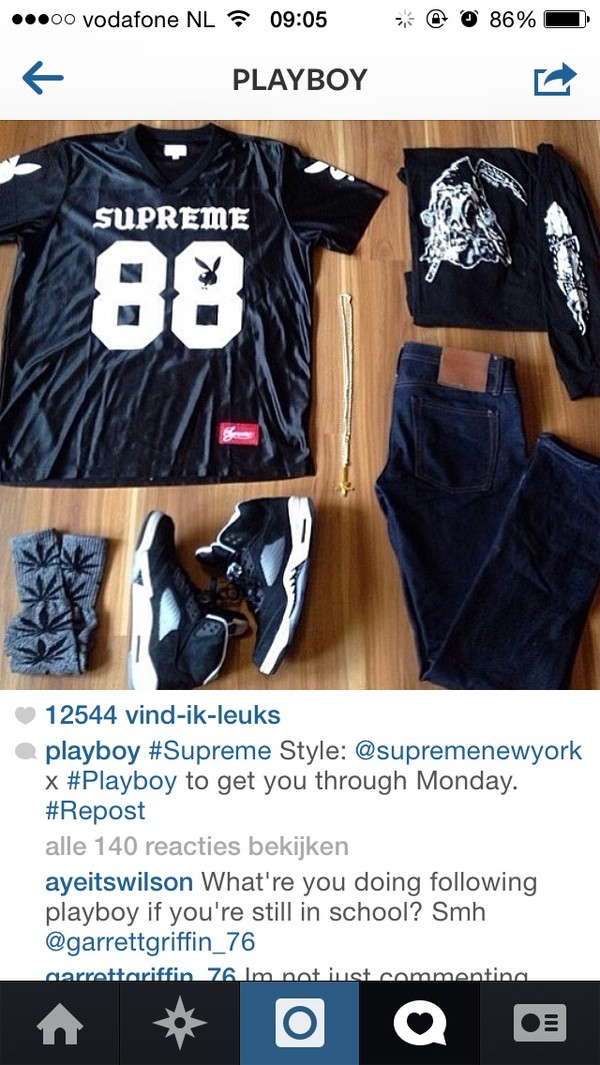 shoes playboy sneakers jeans shirt oversized t-shirt