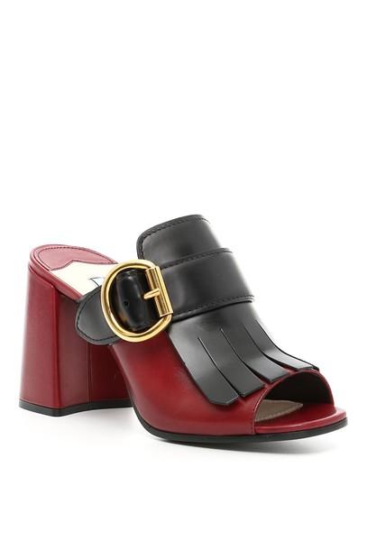 Prada sandals shoes