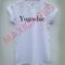 Yugochie t-shirt men women and youth