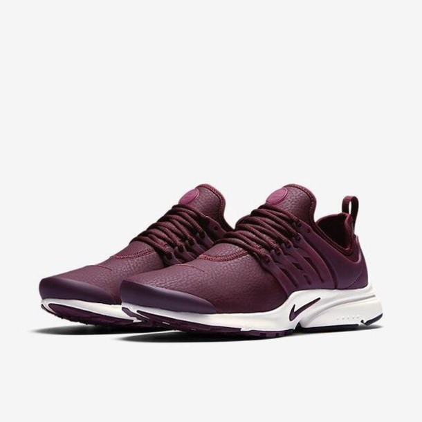 Maroon Adidas Tennis Shoes
