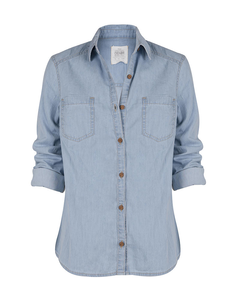 Camisa denim | SHOP ONLINE BLANCO.COM