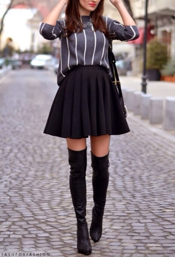 skirt whole oufit