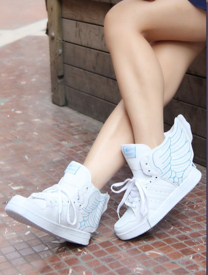 Angel Wings increased high shoes from Fashion4you on Storenvy