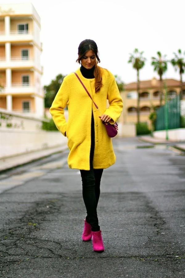 marilyn's closet blog coat jeans shoes bag