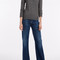 Citizens of humanity women`s vera wide leg flare jeans
